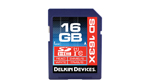 Delkin 16GB Pro Series SDHC Memory Card